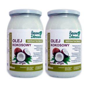 2-x-olej-kokosowy-nierafinowany-900ml