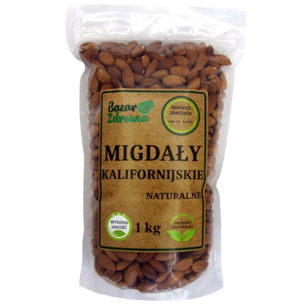 Migdaly-kalifornijskie-1kg-Bazar-Zdrowia