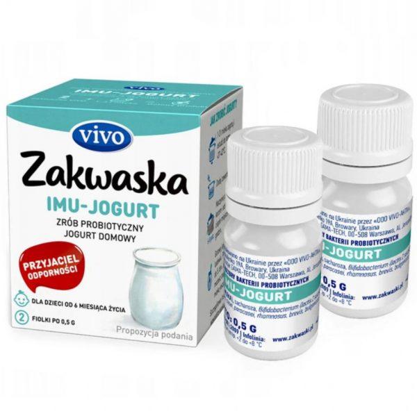 Zakwaska-IMU-JOGURT-VIVO